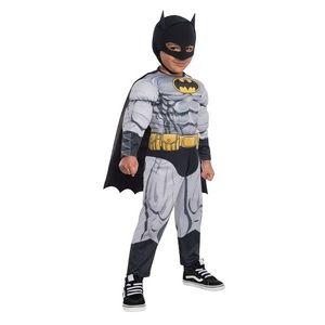 Toddler boys Batman Deluxe Halloween costume 2-3T